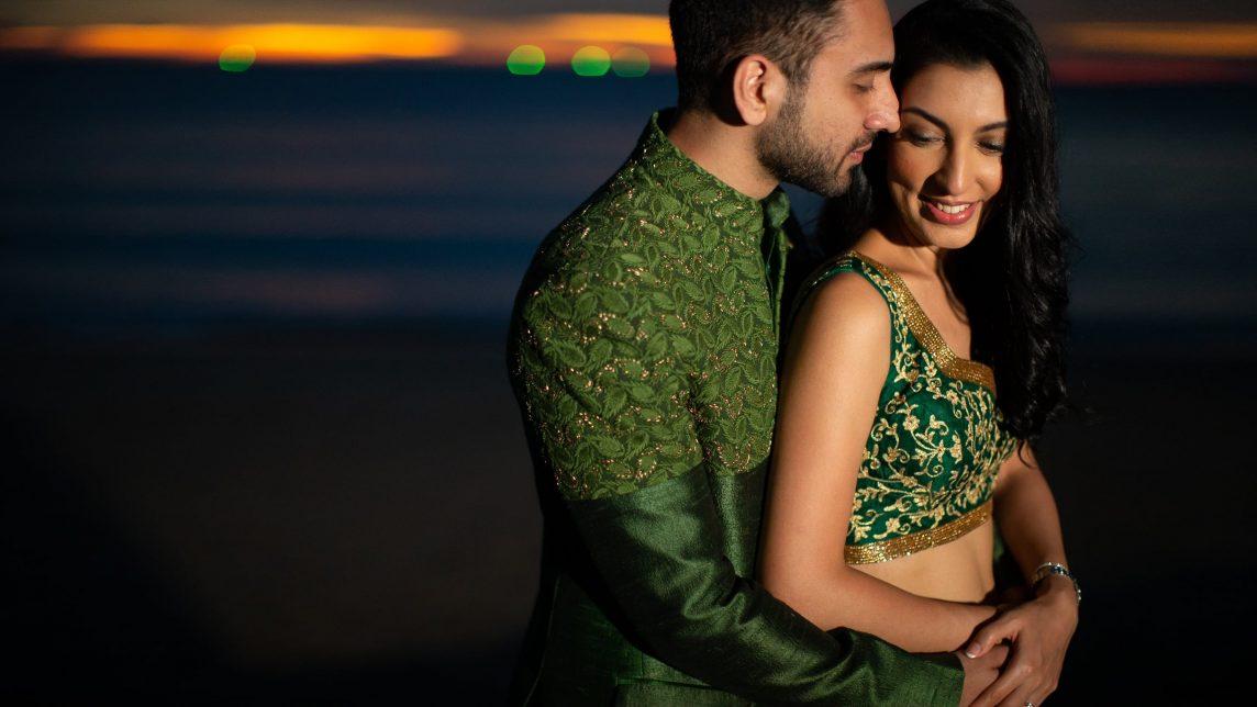 Farina & Kunal Indian Wedding Jw Marriott Phuket